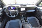 2021 ford bronco sasquatch dashboard