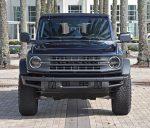 2021 ford bronco sasquatch front