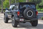 2021 ford bronco sasquatch rear