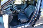2021 hyundai santa fe hybrid limited front seats