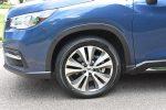 2021 subaru ascent limited 20 inch wheels
