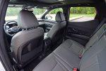 2022 hyundai santa cruz limited rear interior