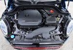 2022 mini john cooper works convertible turbo engine