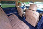 2021 genesis gv80 awd 3.5t prestige rear interior